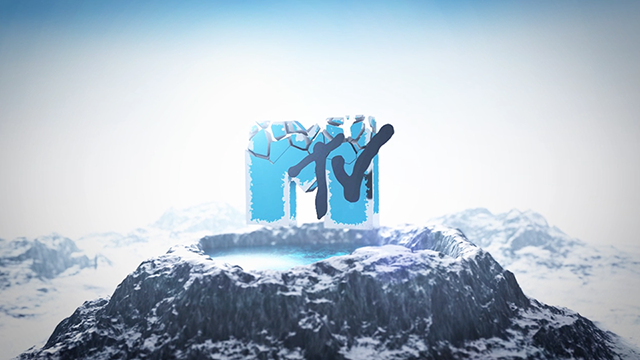 MTV-Logo animation experiment Project