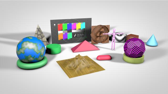 C4D日本語チュートリアル初心者講座 02:Beginner Tutorial 02 – How to add default objects